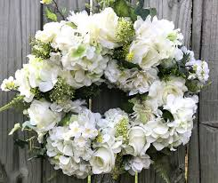 wedding wreath how to make an wedding wreath for front door southern