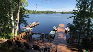 full housekeeping cabin amenities