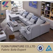 canapé en nouvellement américain salon de style canapé en coupe meubles grand