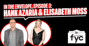 moss and in the envelope podcast episode 3 elisabeth moss and hank azaria