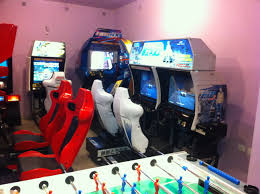 gameroom new style arcade otaku アーケード オタク