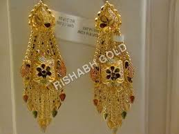 jumka earrings chandelier jhumka earrings manufacturer chandelier jhumka
