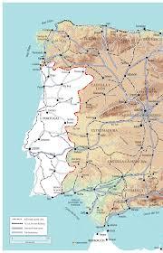 Asturias Spain Map by Rg B Format