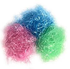 easter grass in bulk bulk pack of multicolor iridescent easter grass 15