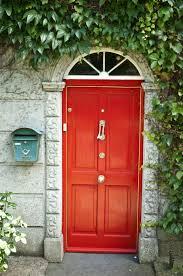 painting front door red bad feng shui makeover paint color valspar