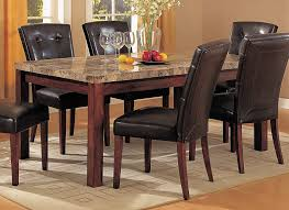Marble Top Dining Room Table Sets Dining Table With Marble Top Dining Room Sustainablepals Bar