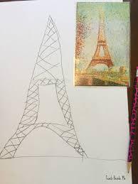 pointillism art with seurat teach beside me