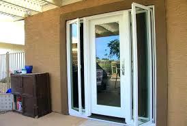 Single Patio Door Door With Venting Sidelites Commendable Single Patio Doors Single