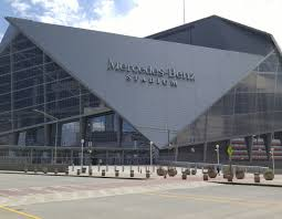 mercedes headquarters good stadium food exists mercedes benz stadium in atlanta sets