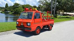1986 Subaru Sambar For Sale Near Clearwater Florida 33755