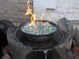 Glass For Firepit Glass Rocks For Propane Pit Design And Ideas