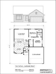 Rambler Floor Plans Modern Residential Floor Plans Yamry Construction