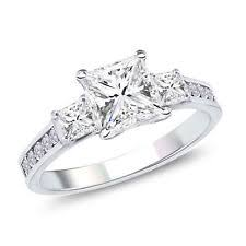 cubic zirconia white gold engagement rings cubic zirconia white gold engagement rings ebay