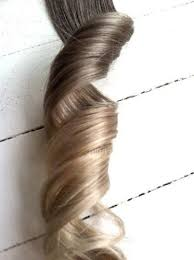 light ash blonde clip in hair extensions ombre ash blonde extensions remy indian hair