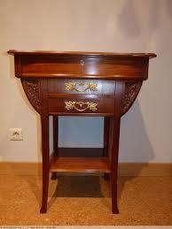 meubles art deco style camille gauthier travailleuse art nouveau école de nancy xxe
