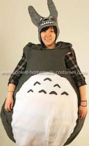 coolest totoro costume school play totoro and pool noodles