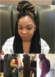 the half braided hairstyles in africa 50 exquisite box braids hairstyles to do yourself box braids