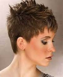 easy care short hairstyles for women over 50 easy maintenance pixie crop gel n go just me short hair don t