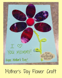 the activity mom mother u0027s day craft for babies