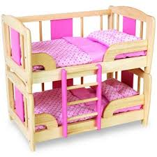 Baby Bunk Bed Pintoy Doll S Bunk Bed Co Uk Toys