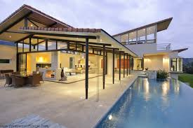 luxury style homes luxury resort style home in costa rica