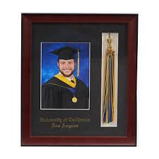 graduation tassel frame ucla store grad etc tassel frame cherry