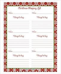christmas wish list 24 christmas wish list template to fill out by everyone