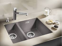 The Perfect Balance BLANCO - Blanco silgranit kitchen sink