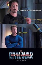 u0027captain america civil war u0027 memes explain tony