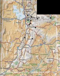 Maps Of Utah by Fishing Map
