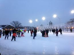 25 unique outdoor skating rink ideas on outdoor