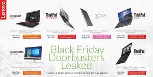 lenovo black friday deals ad scan gazette review