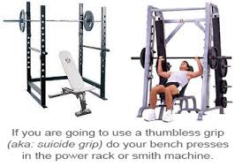 What Do Bench Presses Work Out Bench Press U201csuicide Grip U201d U2013 Thumbless Grip Vs Regular Grip U2014 Lee