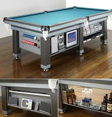 best pool table for the money best pool table ever it even has an lcd cnet