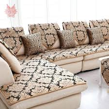 Sectional Sofa Cover Sofa Cover For Reclining Sofa Black Slipcovers For Couches Gold