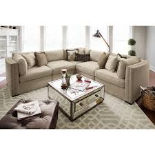 empirical comfort with its sandy taupe hue and its low profile
