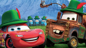 cars characters mater famous cars lightning mcqueen and mater