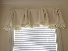 White Valance Ideas Color White Window Valance Incredible Home Decor