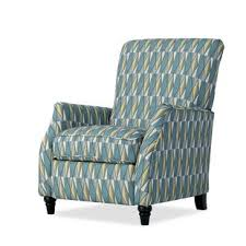 patterned small recliners you u0027ll love wayfair