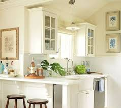 Small White Kitchen Designs by Small Kitchen Design Layouts U2013 Home Design And Decorating