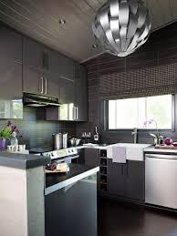 kitchen design decorating ideas small modern kitchen design ideas hgtv pictures tips hgtv