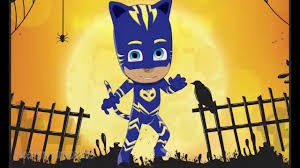 paw patrol halloween background how to draw pj masks superheros drawing catboy amaya gekko in