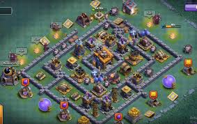 coc layout builder th8 top 5 best clash of clans builder hall 8 base designs trophy and