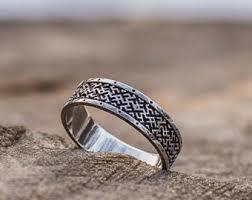 pagan wedding ring etsy