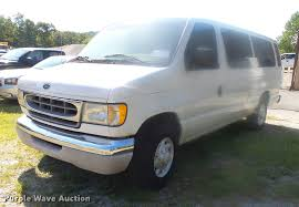 2000 ford econoline e350 extended van item db7413 sold