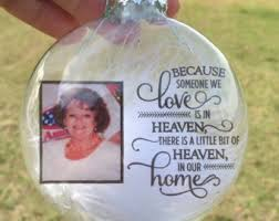 personalized ornaments photo