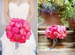 wedding flowers pink hot pink wedding flowers wedding corners