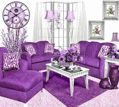 Purple Table L Dining Room Table Accents Purple And Yellow Living Room Pink And