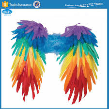 carnival feather wings sets source quality carnival feather wings