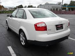 2003 Audi A4 Sedan 2003 Audi A4 1 8t Quattro Sedan In Polar White Photo 4 284413